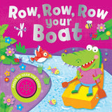 Sound Books - Row, Row, Row your Boat