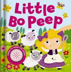 Sound Book - Little Bo Peep