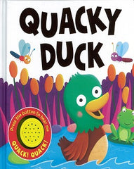 Sound Book - Quacky Duck