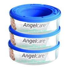 Angelcare - Nappy Bin Refill (3 Pack)
