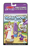 On The Go - Water Reveal Pad - Bible Stories