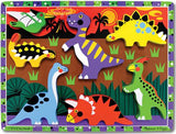 32. Chunky Dinosaur Puzzle (Age 2 Years+)