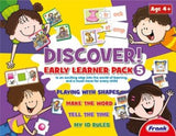 Discover Early Learner Pack 5 (Age 4 Years+)