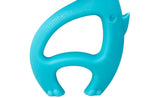 Dancing Elephant Silicone Teether