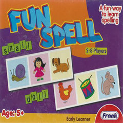 Fun Spell (Age 5 Years+)