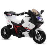 HP2 Electric Motorbike - Black