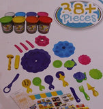 Dough Series Bake Shop (Age 3 Years+)