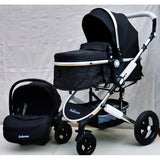 Belecoo Luxury Stroller - Black