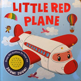 Sound Book - Little Red Plane