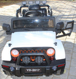 Battery Powered Buggy 2.0 12V Ride On - White