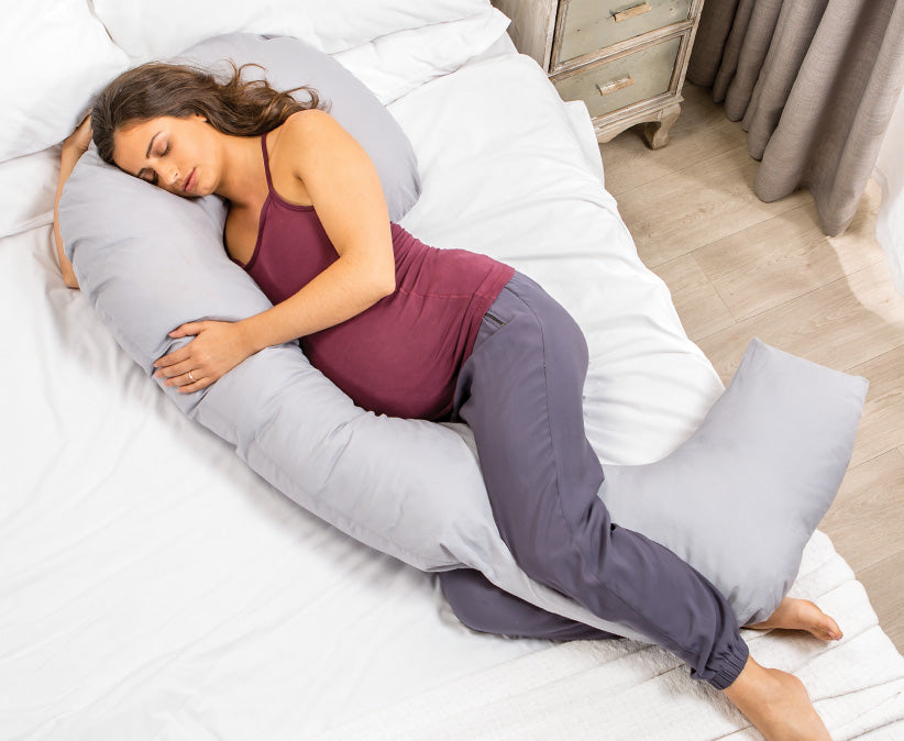 Ultimate Body Pillow - Grey