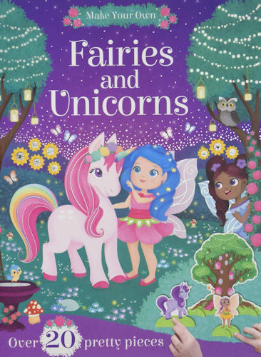 Make Your Own - Fairies and Unicorns
