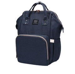 Waterproof Baby Bag Back Pack Navy