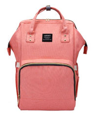 Waterproof Baby Bag Back Pack Pink