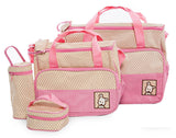 Baby Bag 4 in 1 Multifunction