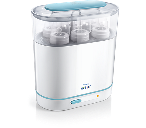 Avent - 3-in-1 Electric Steam Sterilizer
