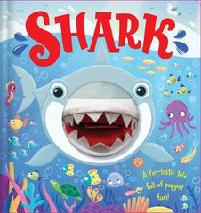 Puppet Book - Shark