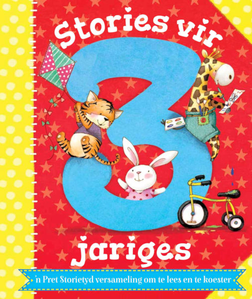 Stories vir 3 jariges