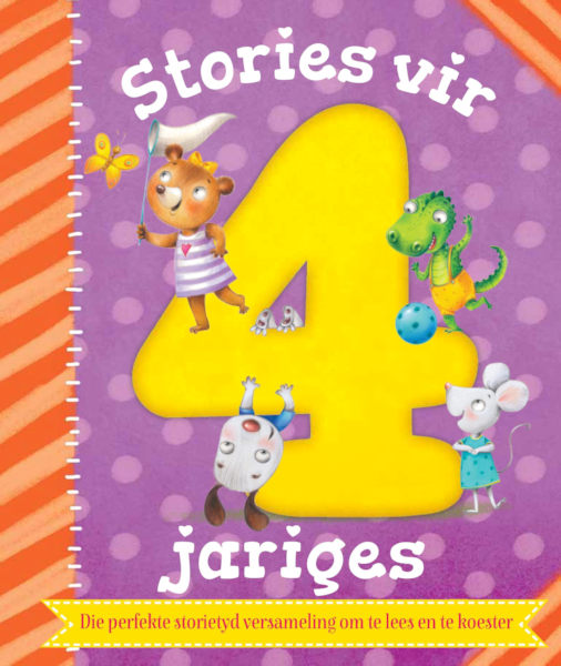 Stories vir 4 jariges