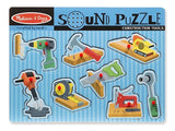 Sound Puzzle - Construction Tools