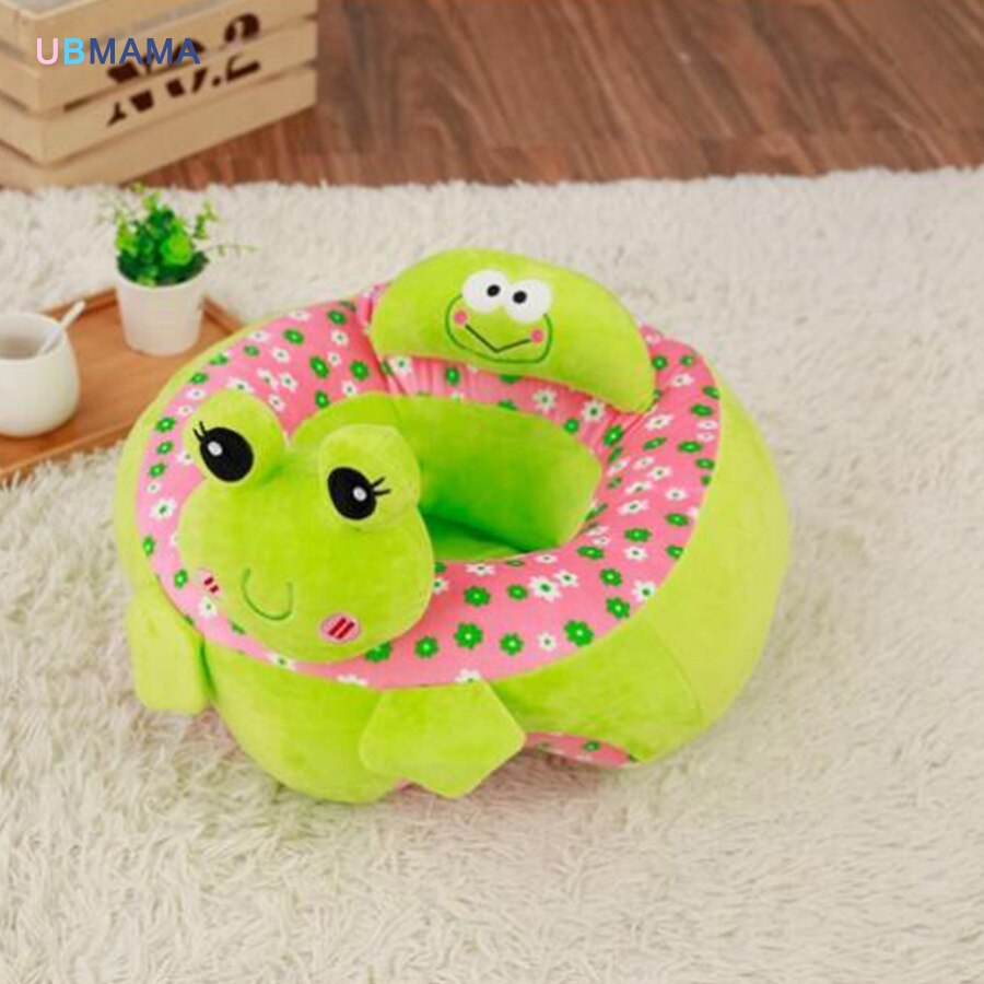 Plush Chair - Frog
