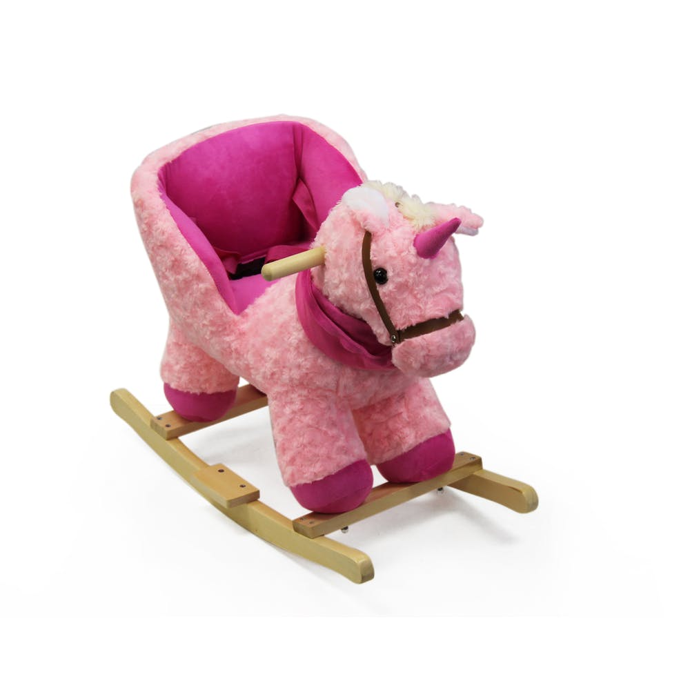Rocking Unicorn with Seat