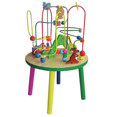 14. Wire Bead Table (Age 2 Years+)