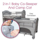 Baby Womb World Camping Cot