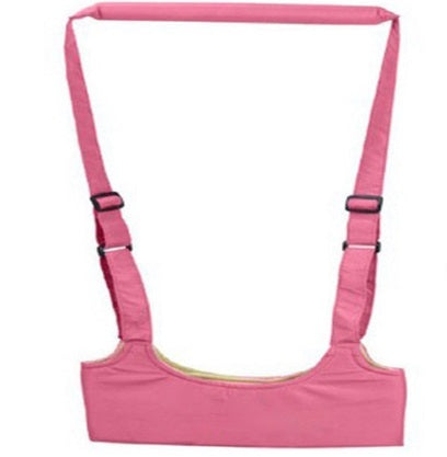 Baby Walking Assistant Harness Belt - Pink