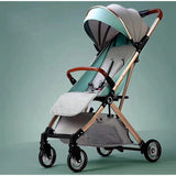 CyneBaby Travel Stroller - Mint