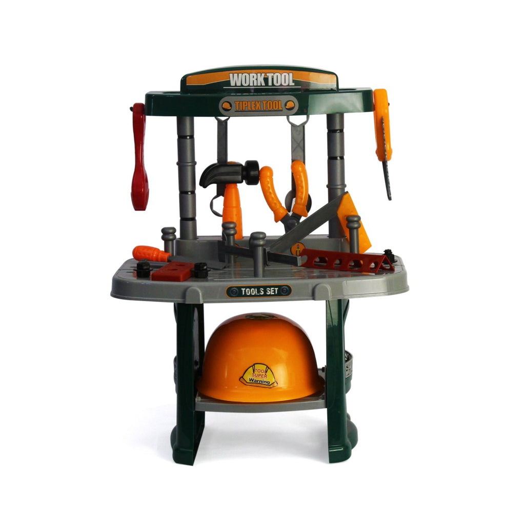 Repair It Tool Bench With Hard Hat