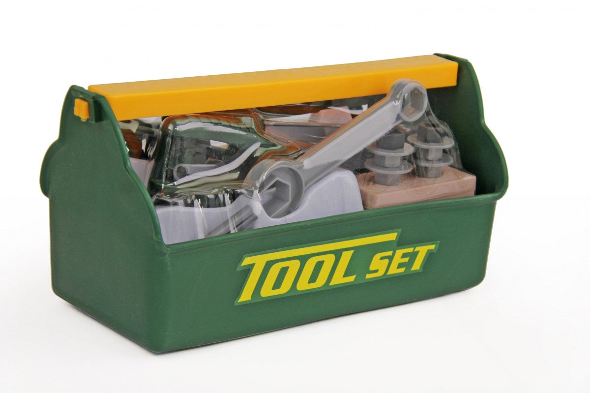 Tool Box - 21 Pieces