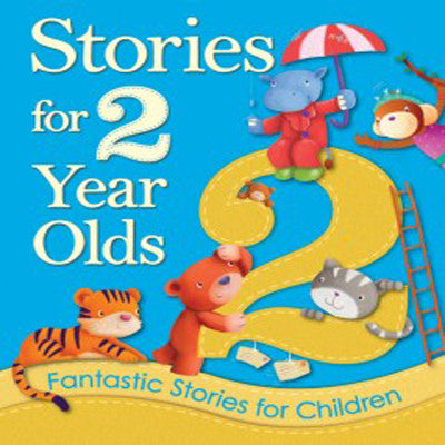 41. Stories for 2 year old's