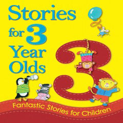 42. Stories for 3 year old's