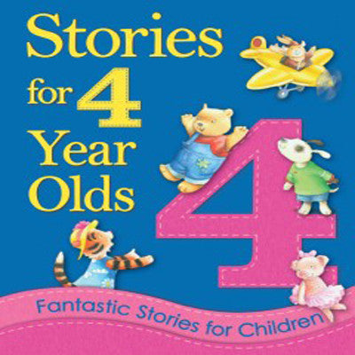 43. Stories for 4 year old's