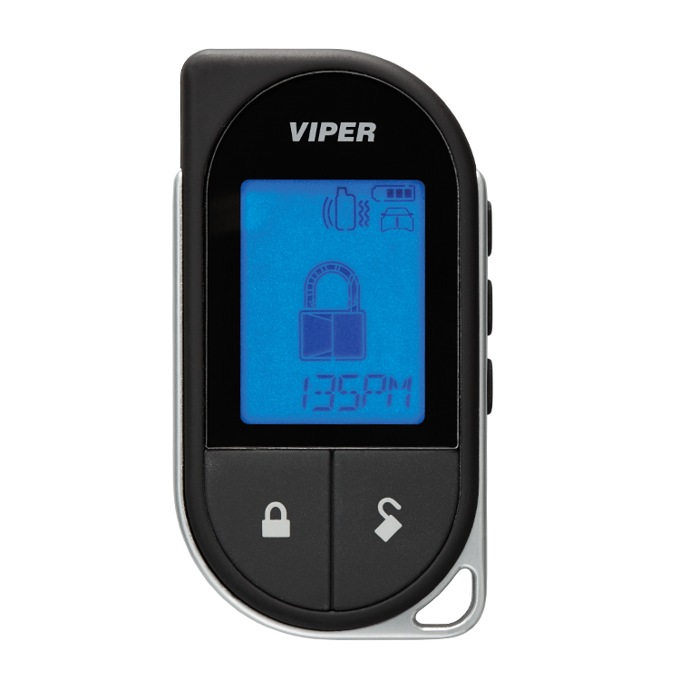 Viper 7756V 2 Way LCD Remote 1 Mile Range (2 Way Ready)