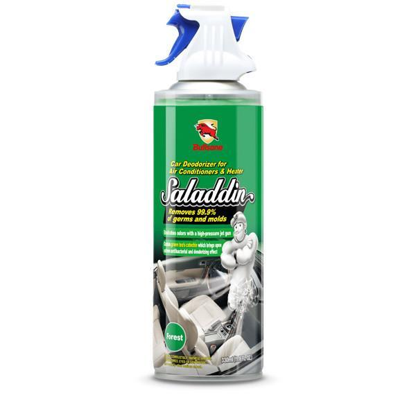 Bullsone Saladdin Car Deodorizer Forest For A/C System 330㎖(11.16Oz)