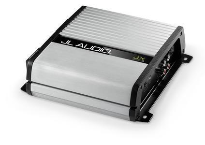 JL Audio JX400/4D 4-channel Class D Full-Range Amplifier, 70 Wattsx4 @ 4 ohm/100 Wattsx4