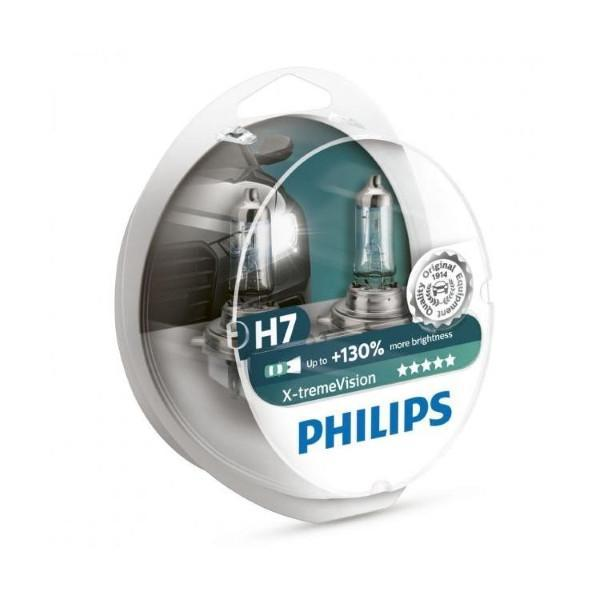 Philips Headlamp H7 X-tremeVision 12V 60/55W
