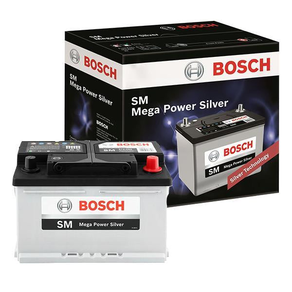 BOSCH MF Battery 580.035 DIN80