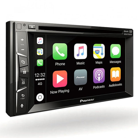 Pioneer AVH Z1050DVD Monitor with DVD Player
