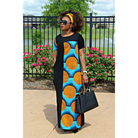 Adensecret Bongi Ankara dress