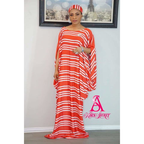 Arewaa Bubu kaftan Dress