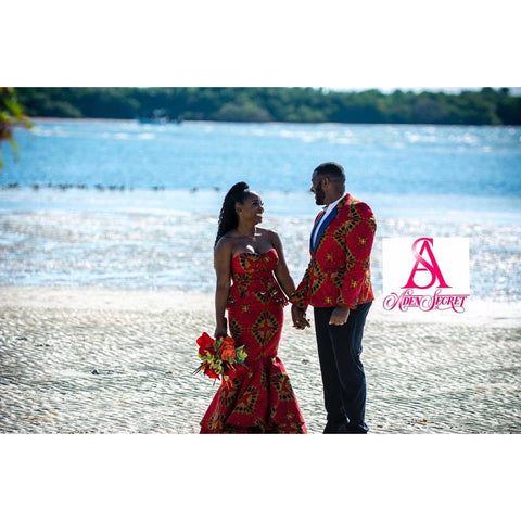 Oyekunle Couple set