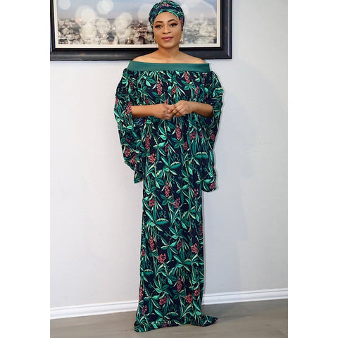 Bukolami Bubu kaftan Dress