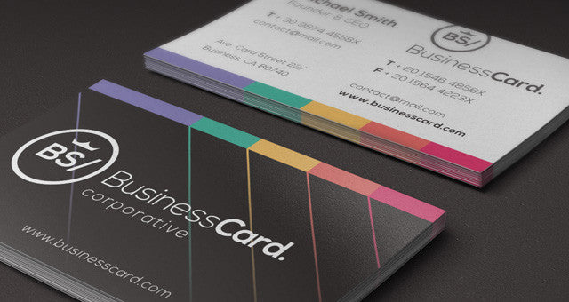 Business Cards - Short Run Digital Printing