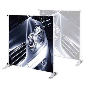 Indoor Banner Stand & Graphic - Large Format Printing