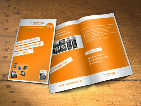 8 Page Booklets - Short Run Digital Printing