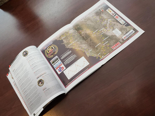 Official Program of 50th Baja 500