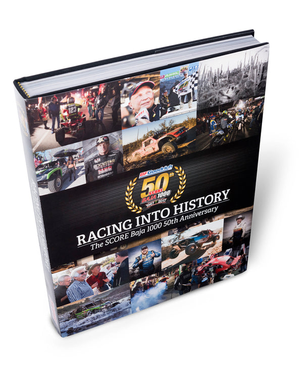 Baja 1000 50th Anniversary Book